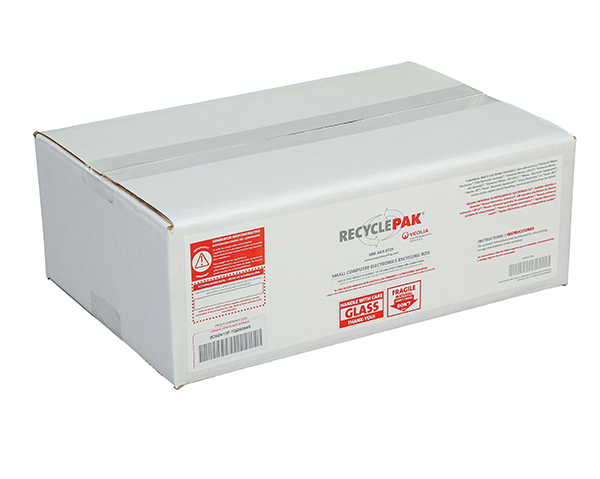 SUPPLY-196- SMALL ELECTRONICS RECYCLING BOX